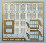 309 Ratio: BUILDER PACKS  Industrial Windows